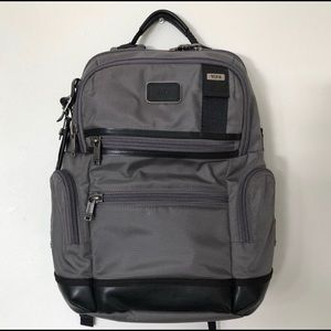 Tumi Knox Backpack - Rare Grey color - Excellent